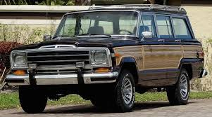1991 jeep grand 1991 jeep grand wagoneer end of the production suv