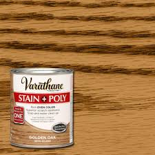 varathane 1 qt golden oak stain and polyurethane case of 2