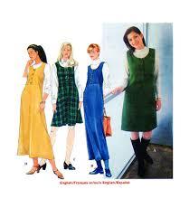women jumper dress sewing pattern simplicity 8225 maxi dress