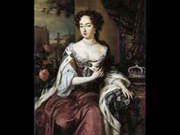 Princess Of England The Lady Mary Princess Of Orange And Queen Of England Scotland