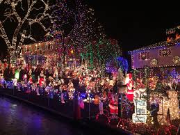 photos of homes decorated for christmas suggested route to hit 10 of richmond u0027s most popular tacky light