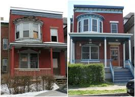 house renovation before and after before and after home renovation newburgh upstater