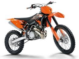 ktm 250sx brief about model