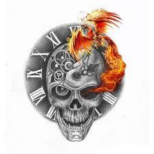 skull tattoo meanings custom tattoo design