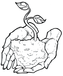 happy earth coloring free printable coloring pages
