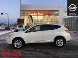 nissan crossover 2013 used 2013 nissan rogue sv for sale in unionville ontario