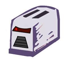Toaster Battlestar Galactica Bsg Cylon Toaster Cartoon Art By Jordo21 On Deviantart