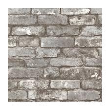 exposed brick provincial wallcoverings 2604 21259 brickwork pewter exposed brick