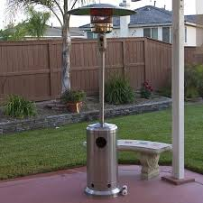 Propane Patio Heater Safety Stainless Steel Outdoor Patio Heater Propane Lp Gas Commercial