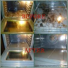 diy natural oven cleaner 2 cups baking soda 1 2 cup vinegar 1 4