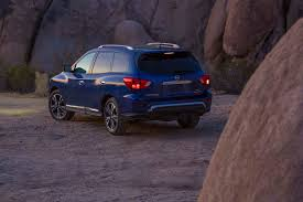 nissan midnight pathfinder 2017 nissan pathfinder reviews and rating motor trend canada
