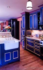 blue kitchens lightandwiregallery com