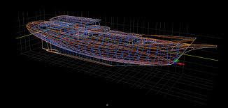Cool Cad Drawings Our Cad Design Process Kasten Marine Design