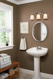 captivating bathroom lights above mirror and bathroom mirror