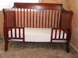 Converting Crib To Toddler Bed Manual Simplicity Crib Parts