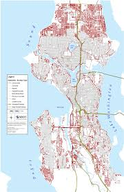 seattle map by district seattle council elections district 5 far seattle is where