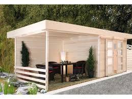 gartenhaus design flachdach die besten 25 flachdach gartenhaus ideen auf