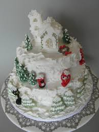 christmas cake blissfully scrumptious