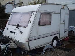 Small Caravan by Compass Shadow 340 Small Lightweight 2 3 Berth Caravan In