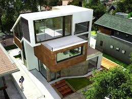 f house simple modern house architecture concept design arch