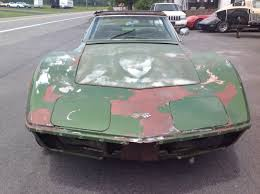1972 corvette stingray price parts car or project 1972 corvette convertible