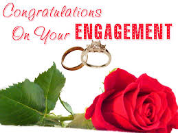 happy engagement card engagement pictures images graphics for whatsapp