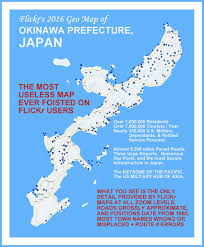 Show Me A Map Of Asia by Flickr U0027s Wonderfully Useless Geo Map Of Okinawa Japan Flickr
