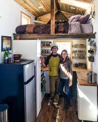 tiny house vacation in colorado springs co newlyweds build beautiful tiny house rv in boulder colorado