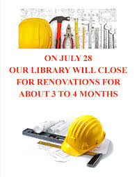 Renivation by Library Closed For Renovation Trussville Public Library