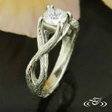 Country Wedding Rings by Natural Deer Antler Wedding Rings Perfect For Outdoor