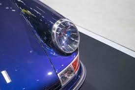 singer porsche blue singer brings two reimagined porsche 911s to 2017 detroit auto