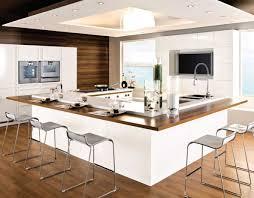 les plus belles cuisines contemporaines les plus belles cuisines inspirations avec beau contemporaines