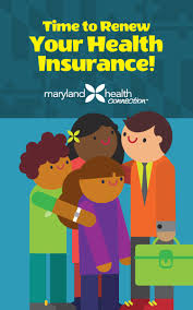 renewal maryland health connection