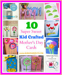 kid cards 10 kid crafted s day cards s happy hive
