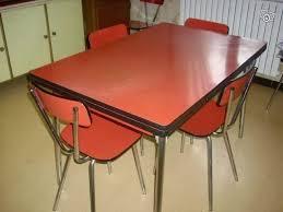 cuisine formica vintage table de cuisine formica table de cuisine pas cher occasion table