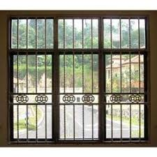 Iron Window Grill Manufacturers & Suppliers of Iron Window