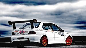 mitsubishi lancer stance evo ix wallpapers group 66