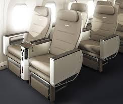 siege avion siège pour avion pour business class avec écran intégré avec
