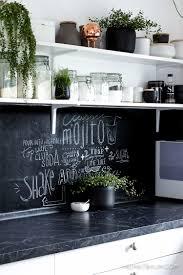 chalkboard backsplash inspiratieboost een krijtbord voor een functionele en stijlvolle