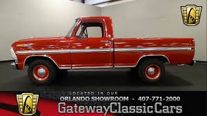 Vintage Ford Truck Steel Wheels - 1968 ford f100 shortbed pickup louisville showroom stock