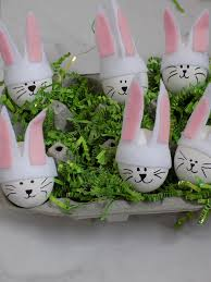 green paper easter grass one savvy nyc area easter egg bunnies a
