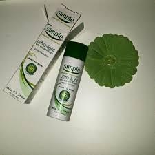 simple ultra light gel moisturizer empty simple ultra light gel moisturizer