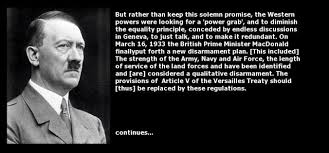 Seeking Adolf Did Adolf Serve The New World Order Agenda Justice For