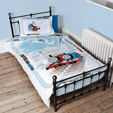 Thomas The Tank Engine Bed Buy Thomas The Tank Engine Single Duvet Cover And Pillowcase Set