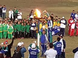 presidente inaugura segunda fase de los juegos santa cruz inauguró la segunda fase de los juegos plurinacionales en