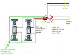 double switch wiring diagram u0026 leviton double switch wiring