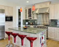 add your kitchen with kitchen island with stools midcityeast 32 spectacular white kitchens with honey and light wood floors