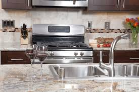 how to clean granite countertops in kitchen home design