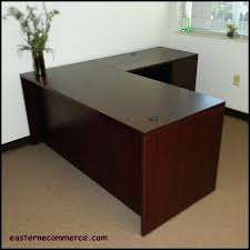 hon desks for sale hon desk hon series full pedestal u workstation with stack on