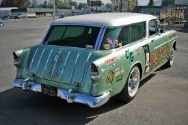 nomad drag car 1955 chevrolet chevy nomad belair gasser pro stocl drag dragster